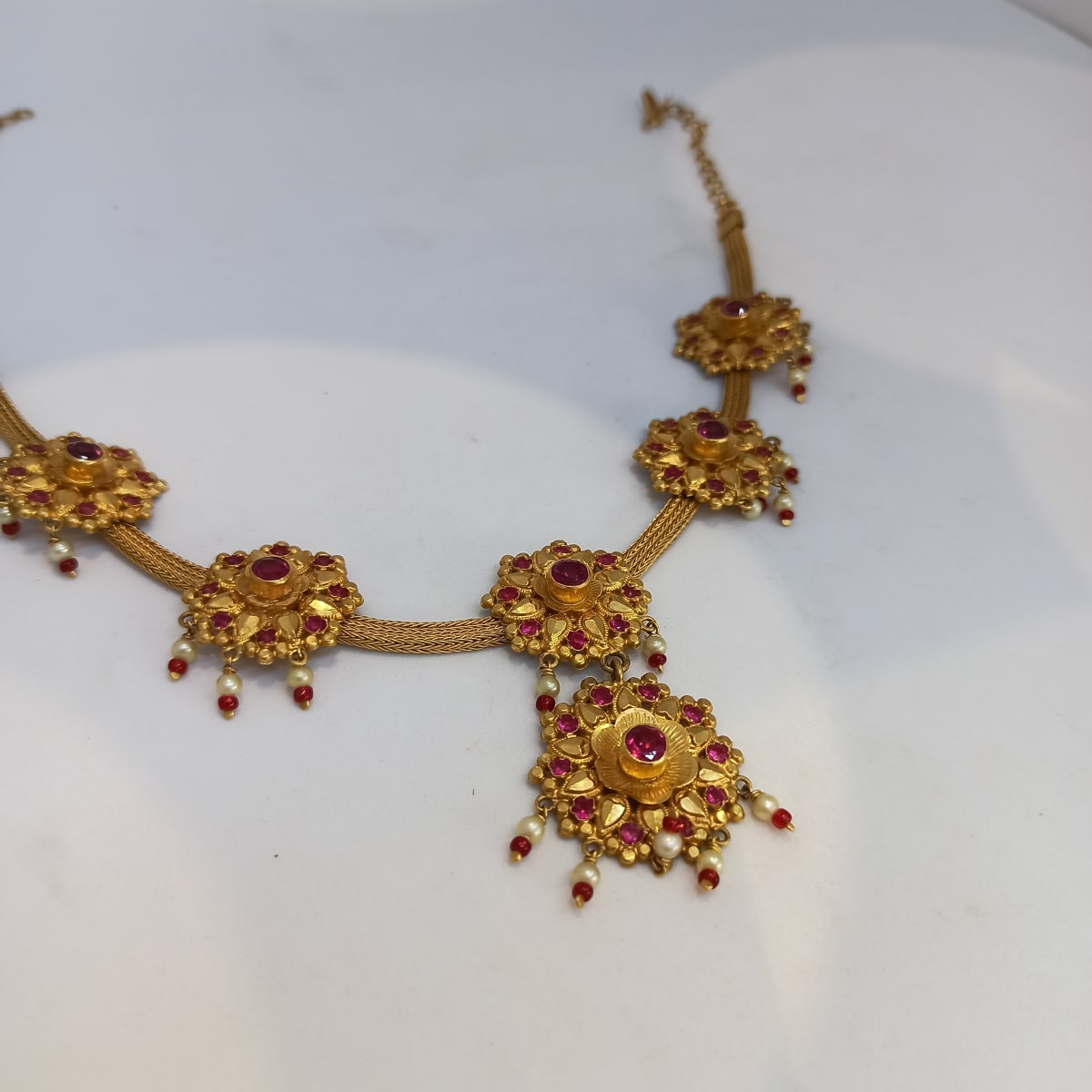 Mitha Traditional Necklace