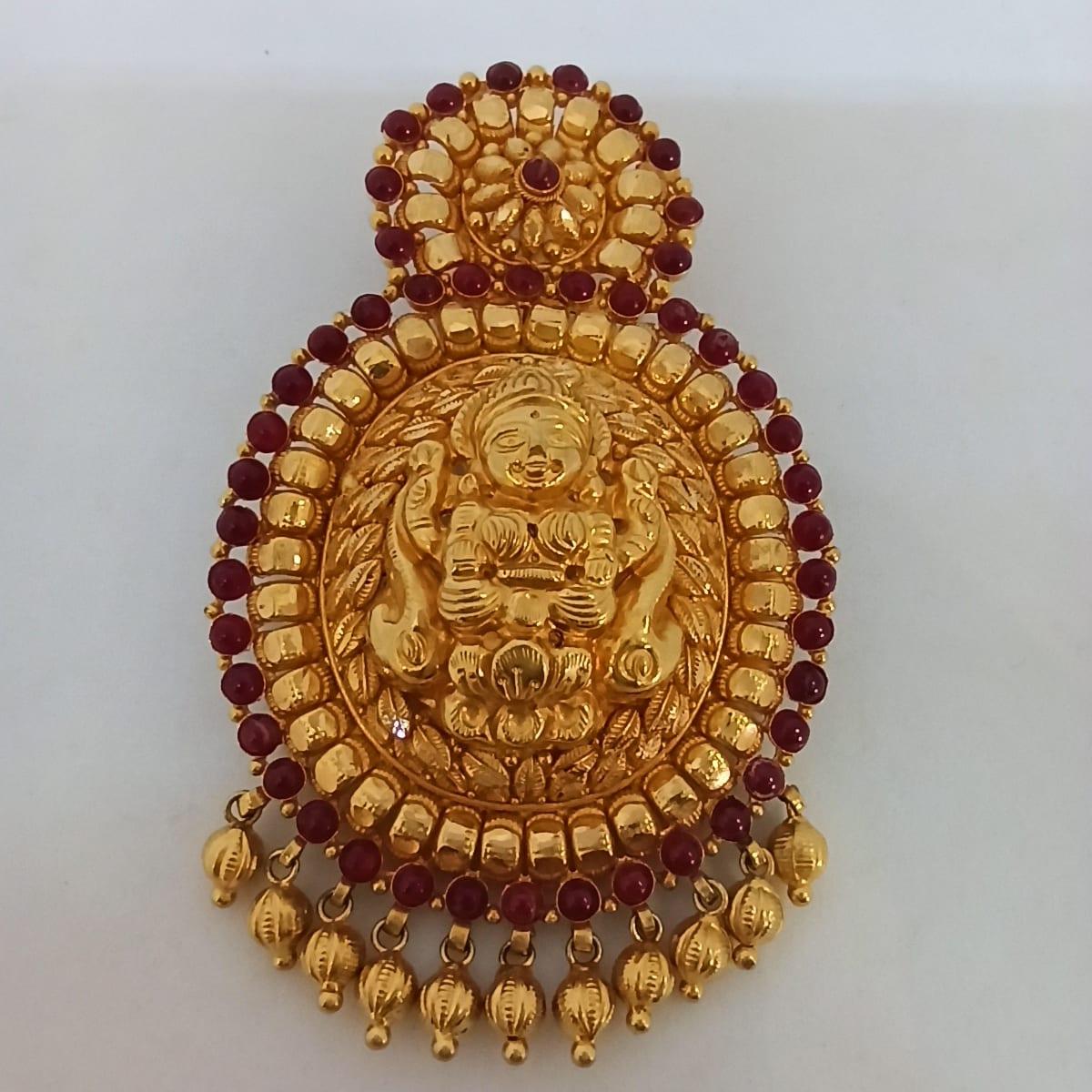 Sri Lakshmi Pendant