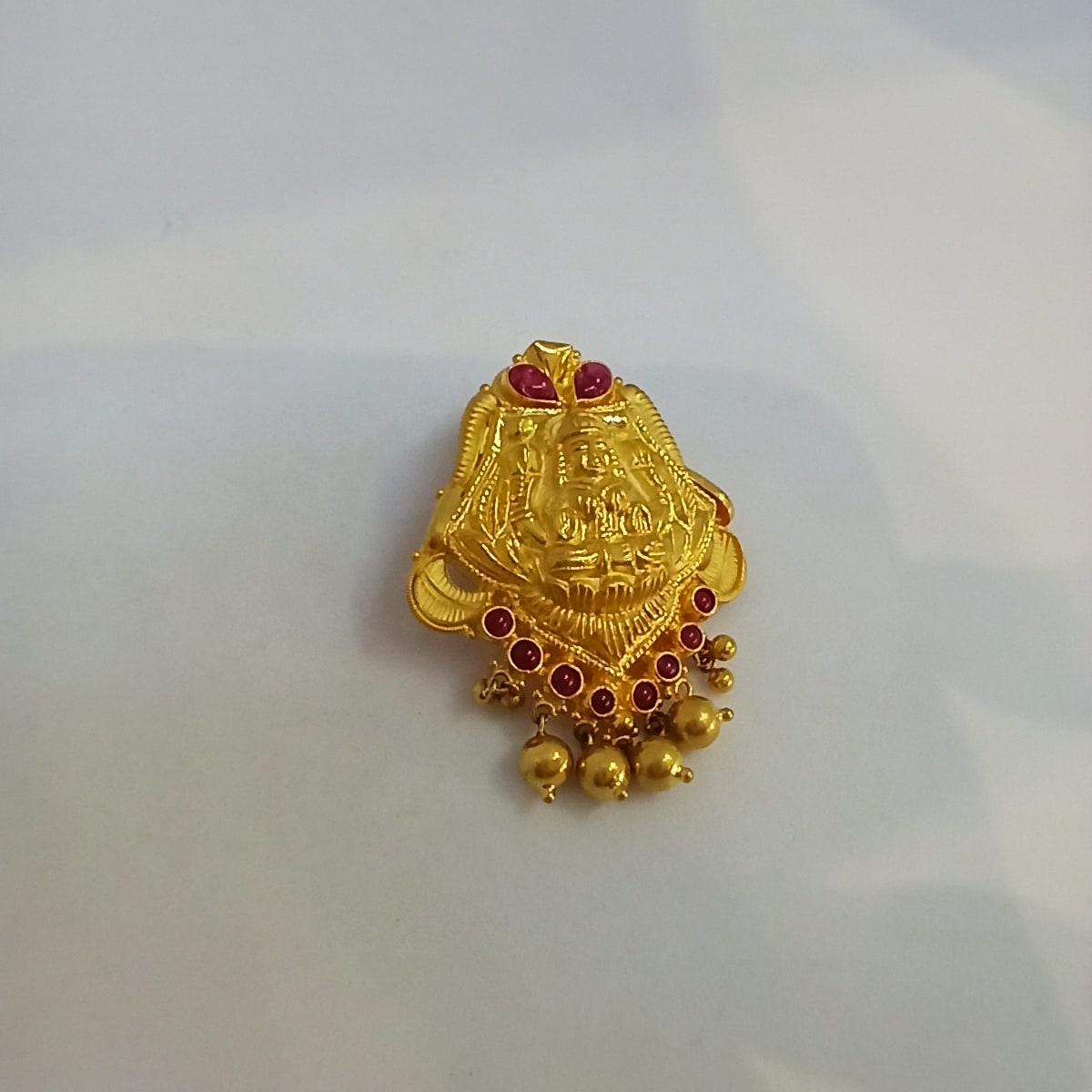 Lakshmi Small Pendant 1