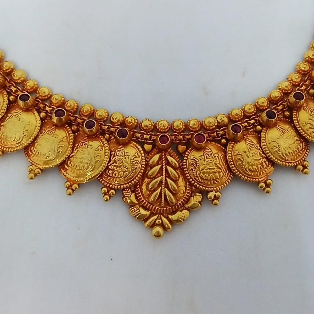Leaf Designer Antique Necklace 2
