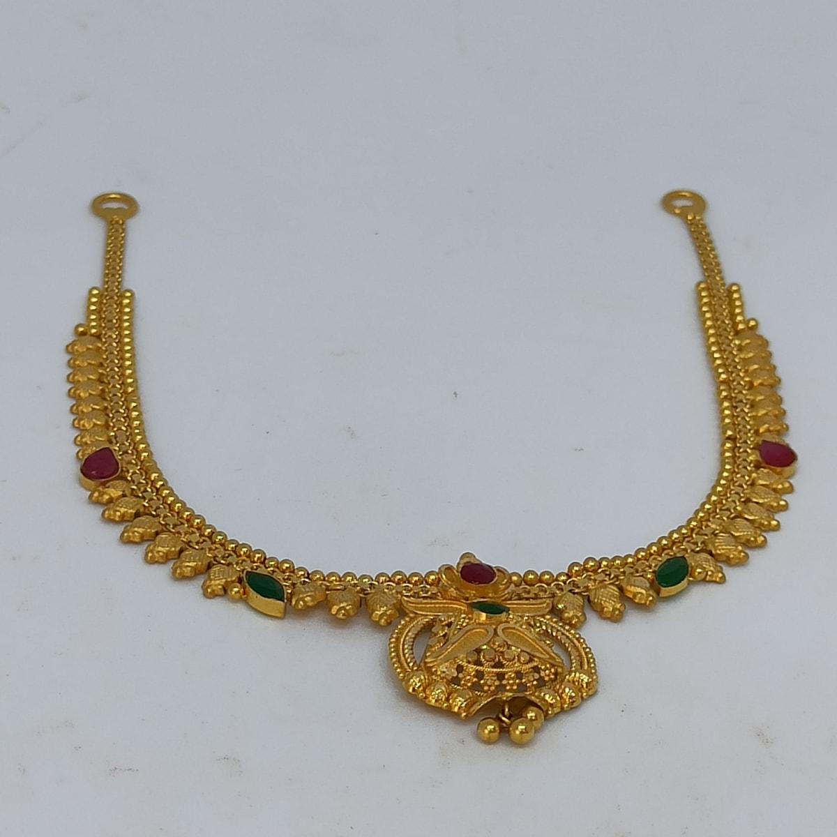 Antique Colourstone Necklace 2