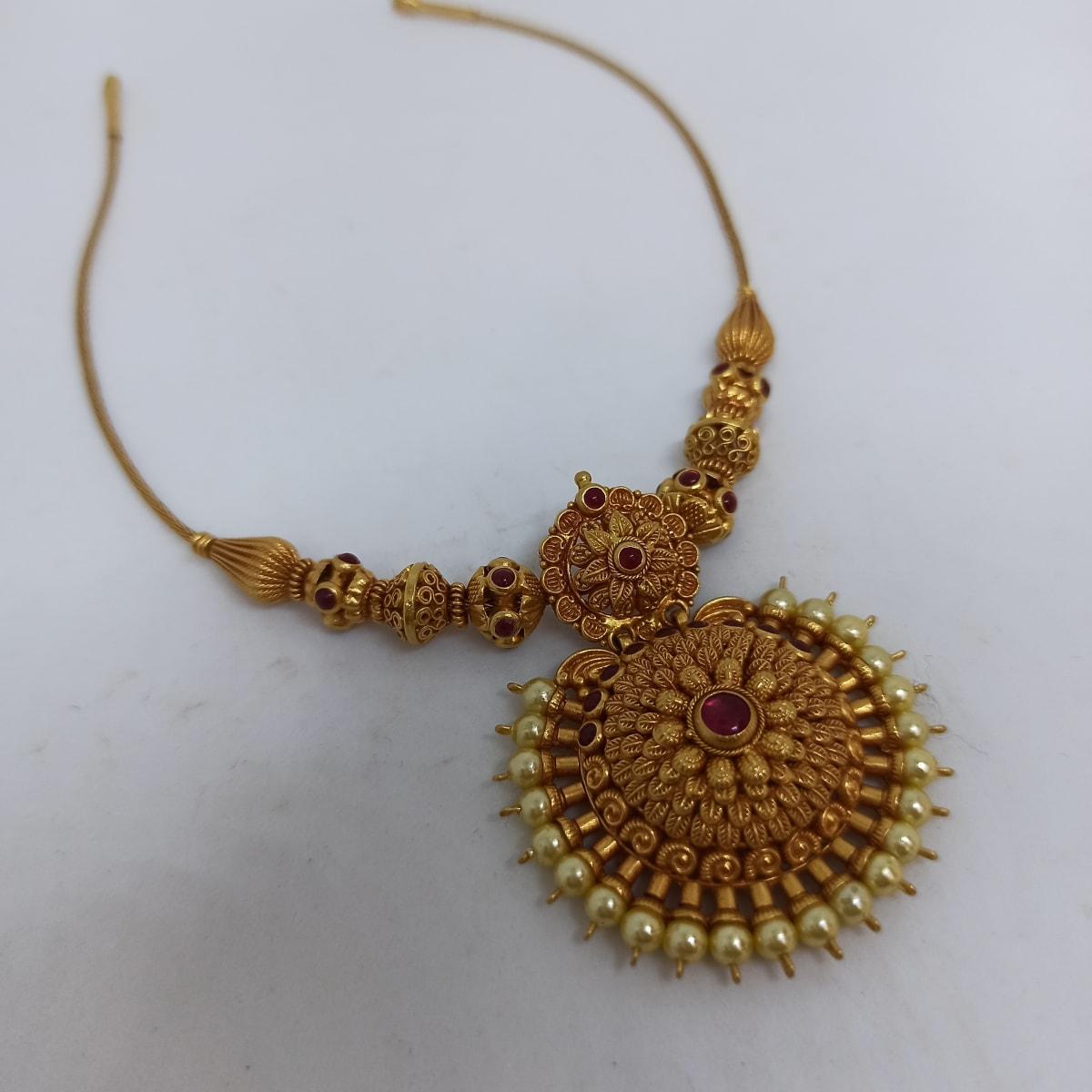 Antique Moti Necklace