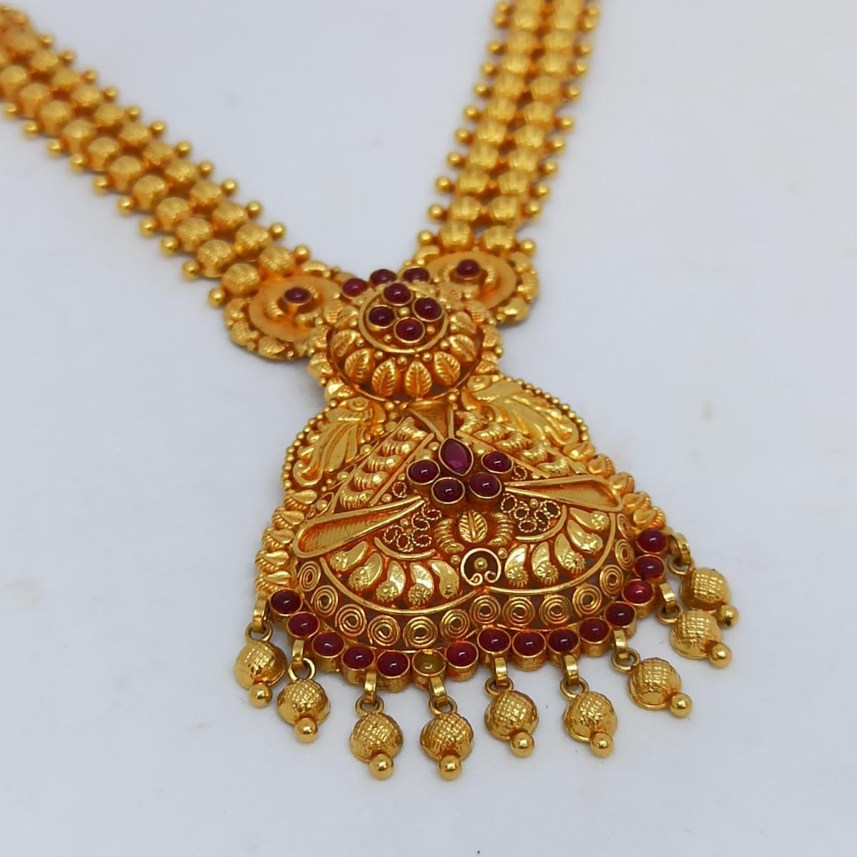 Jiya Antique Necklace