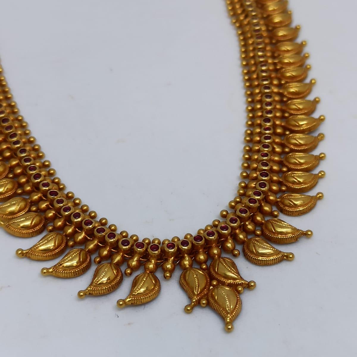 Keri Shape Antique Necklace