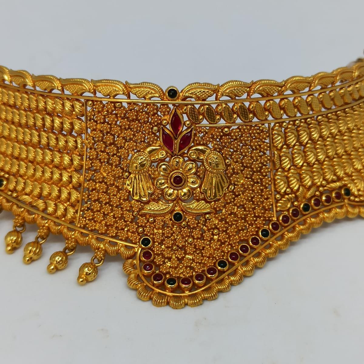 Vishwa Antique Choker