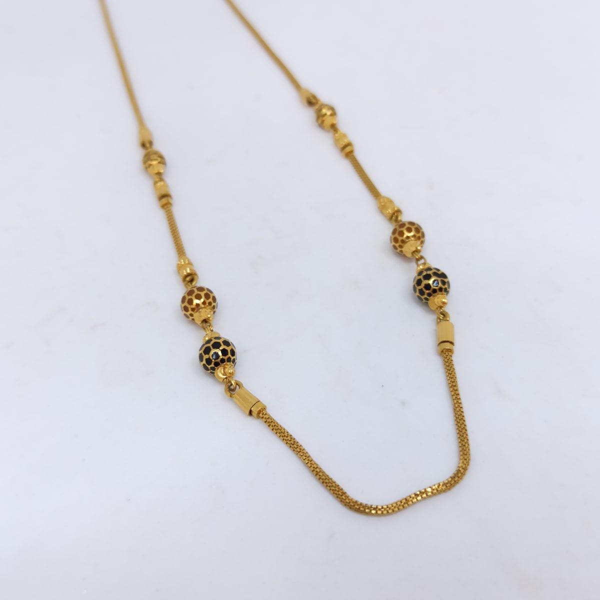 Enemal Ball Chain
