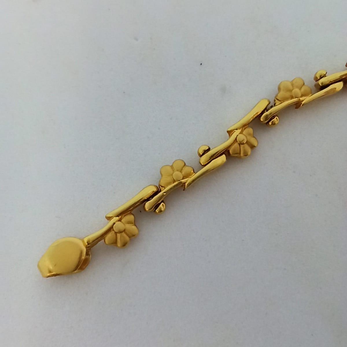 Flower Bracelet For Her