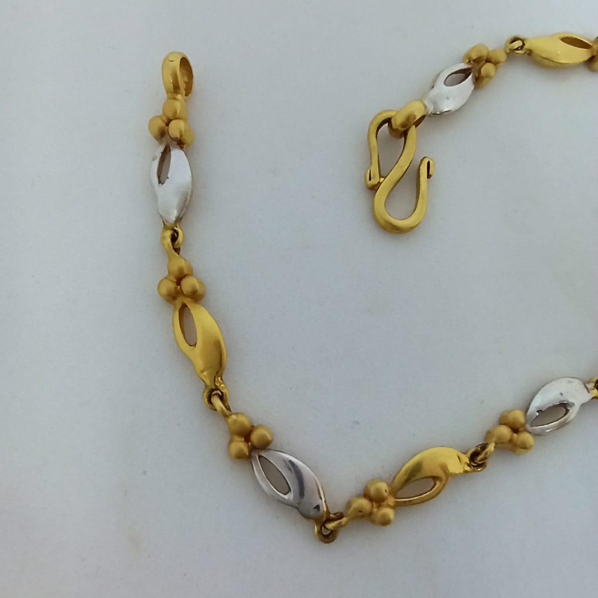 Three Bead Bracelet