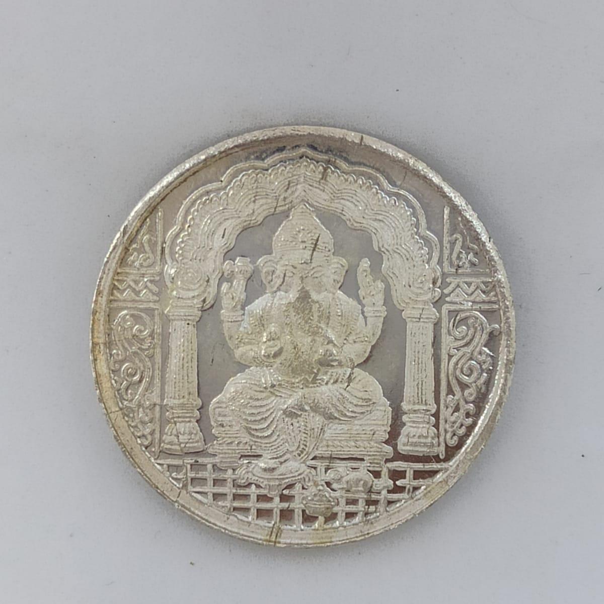 Lakshmi Ganesh Coin