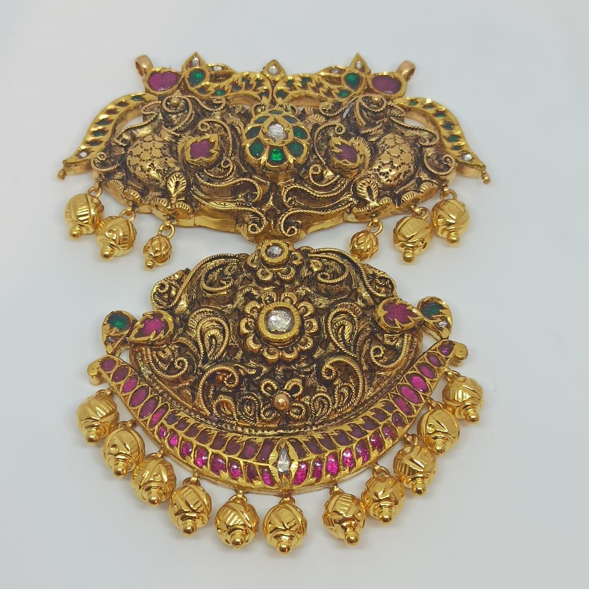 God Antique Nakash Pendant