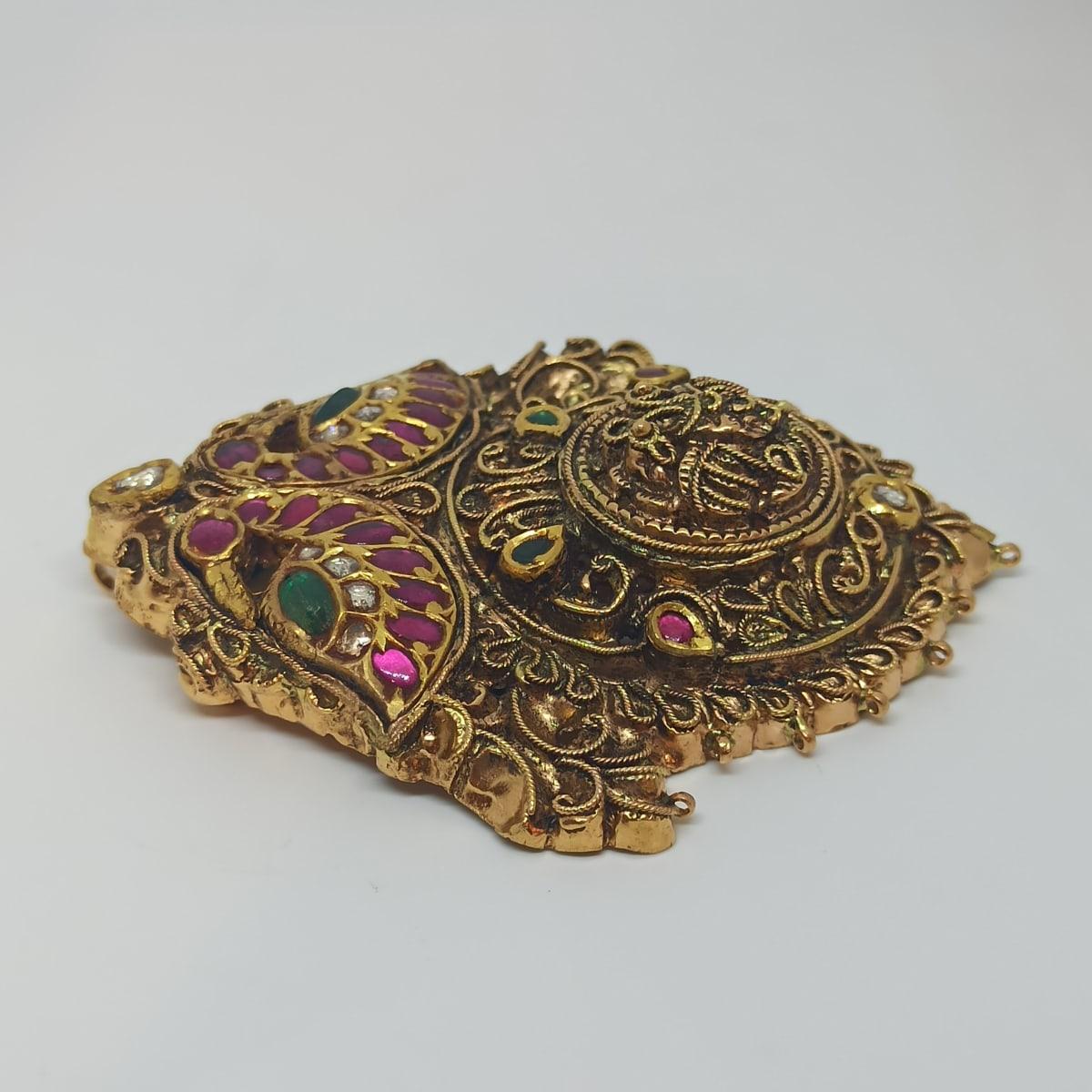 Antique Nakash Gold Pendant