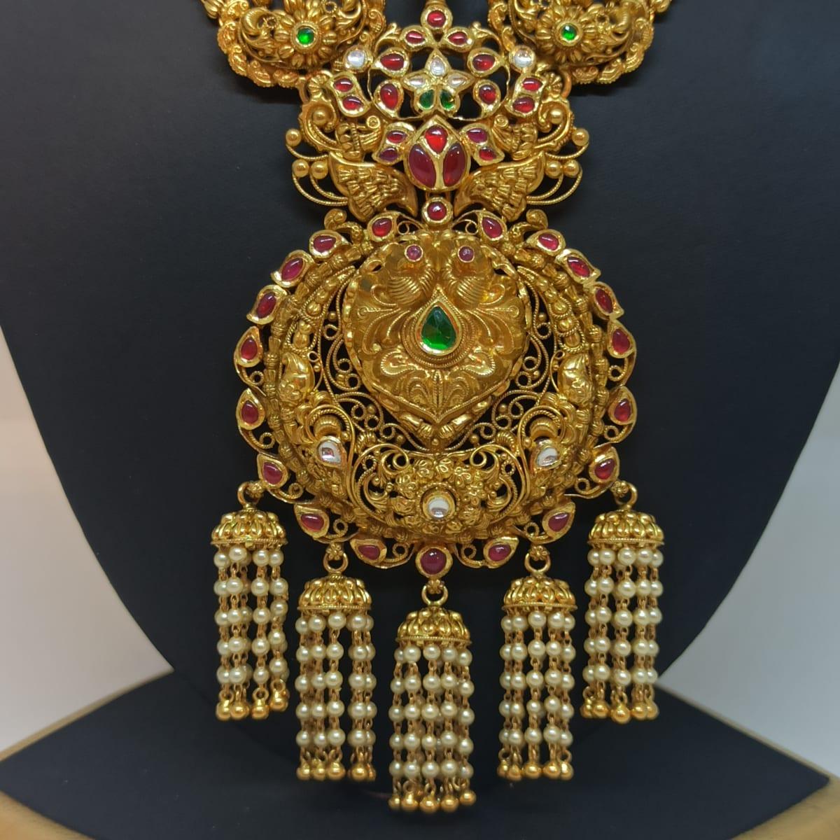 Antique Nakash Neckalce Set