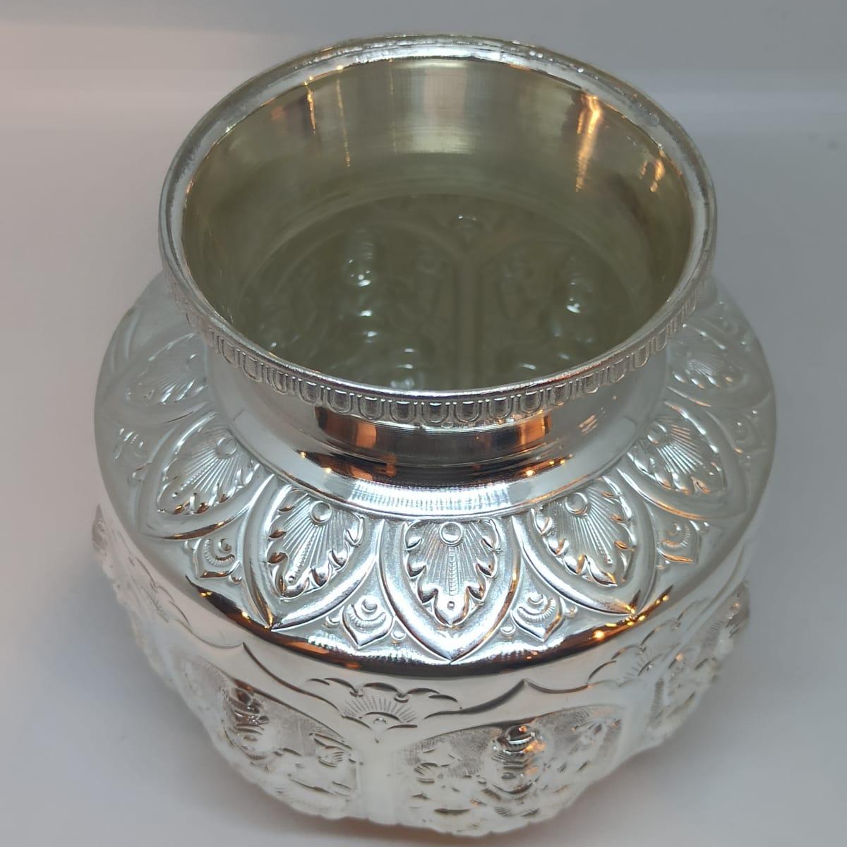 Silver Lakshmi Chambhu
