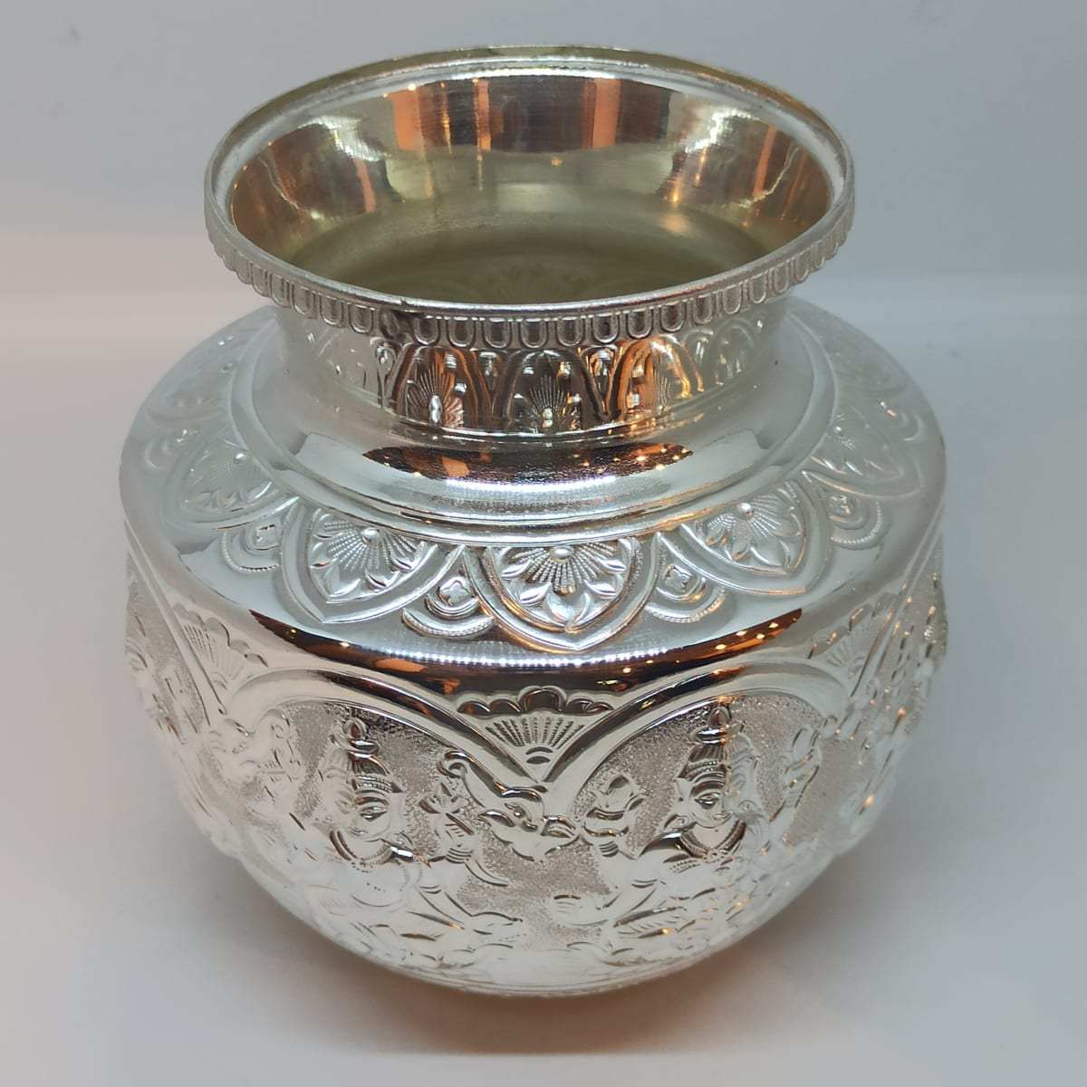 Silver Lakshmi Chambhu 2