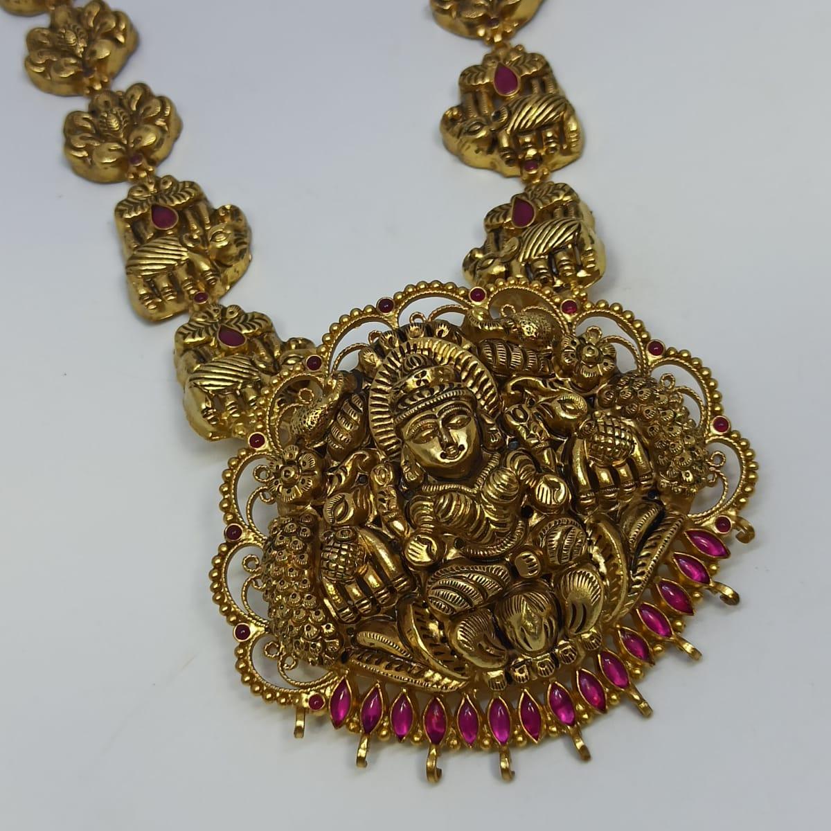Vidhya Antique Necklace