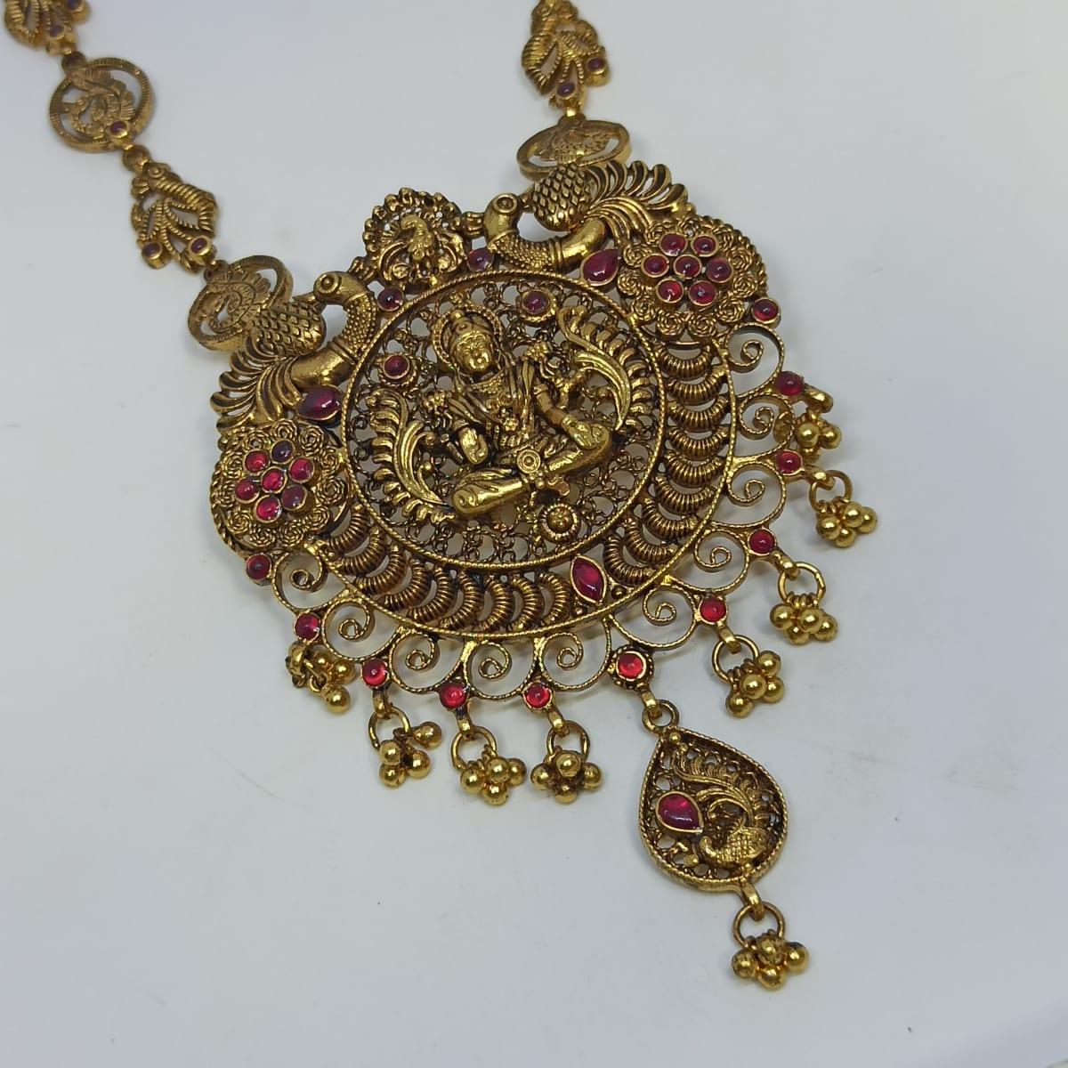 Jhanvi Antique Haram