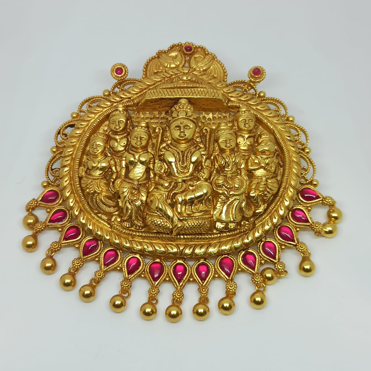 Kailashi Temple Pendant