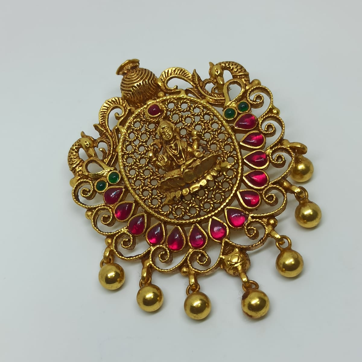 Lakshmi Jali Design Pendant