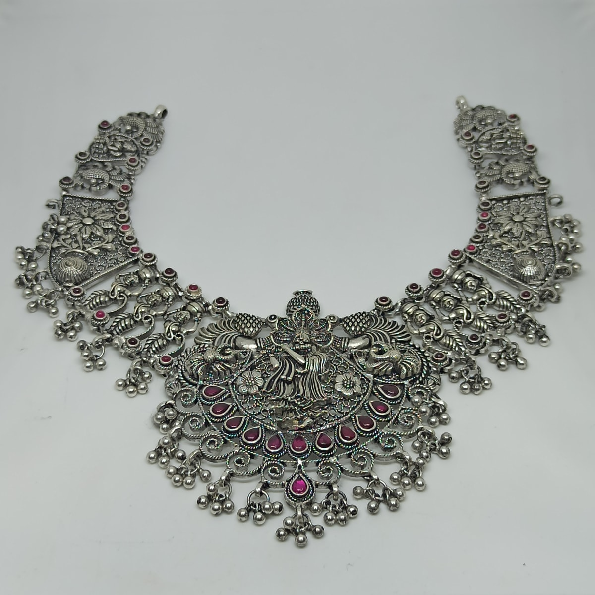 Shree Krishna Antique Silver