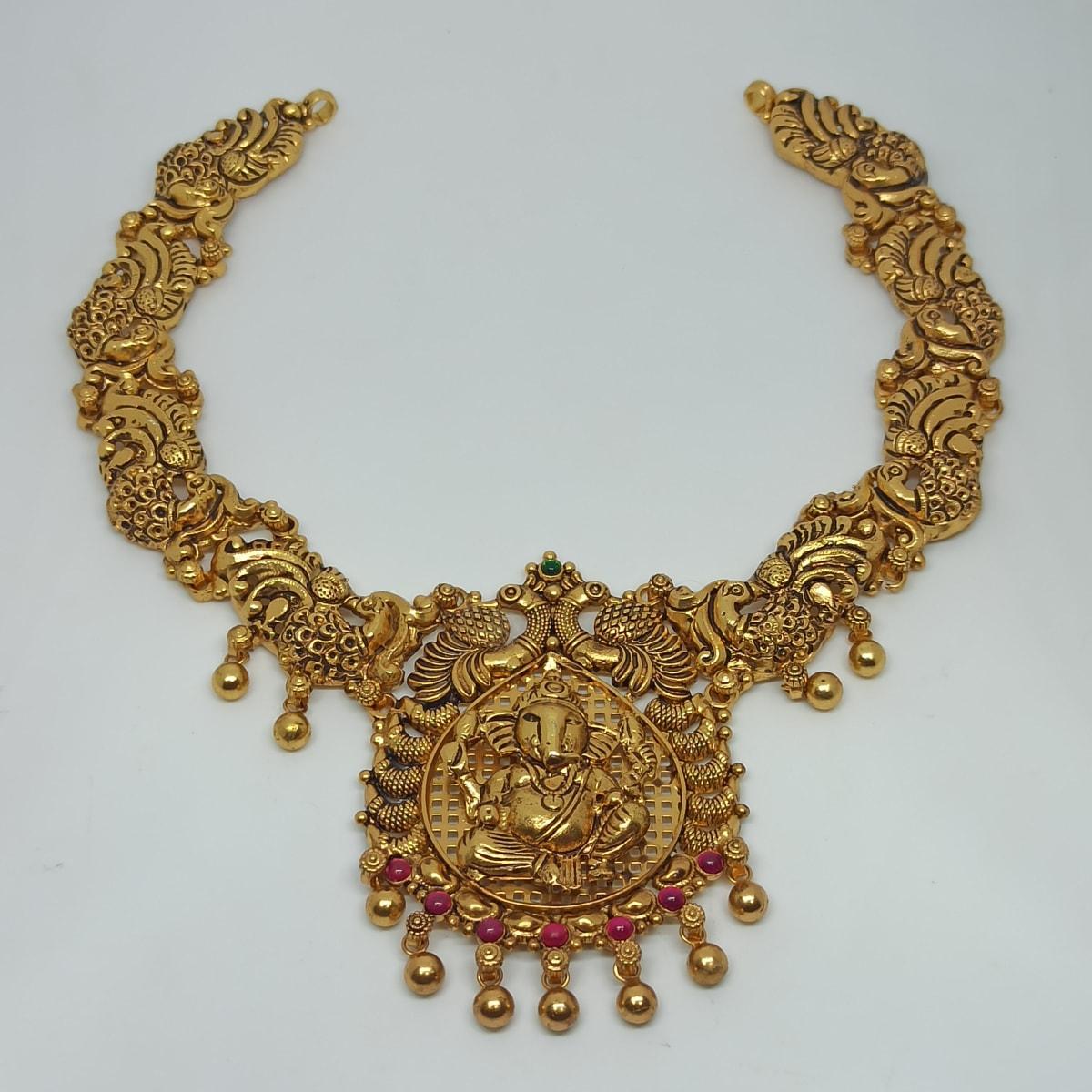 Yuvathi Traditional Necklace