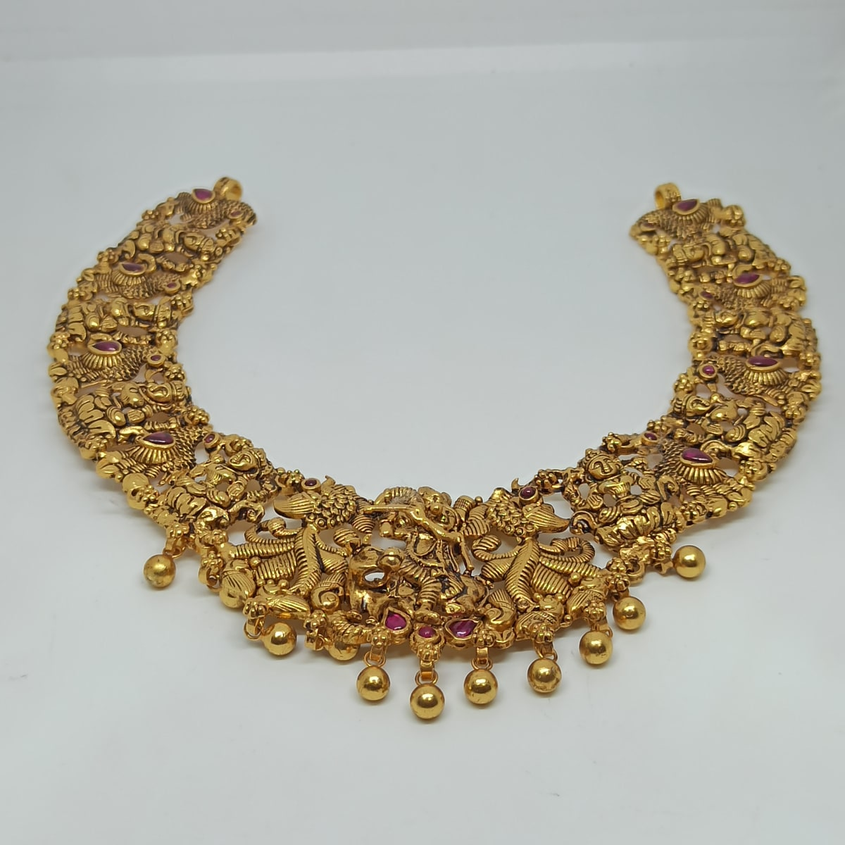 Krishna Traditional Necklaces