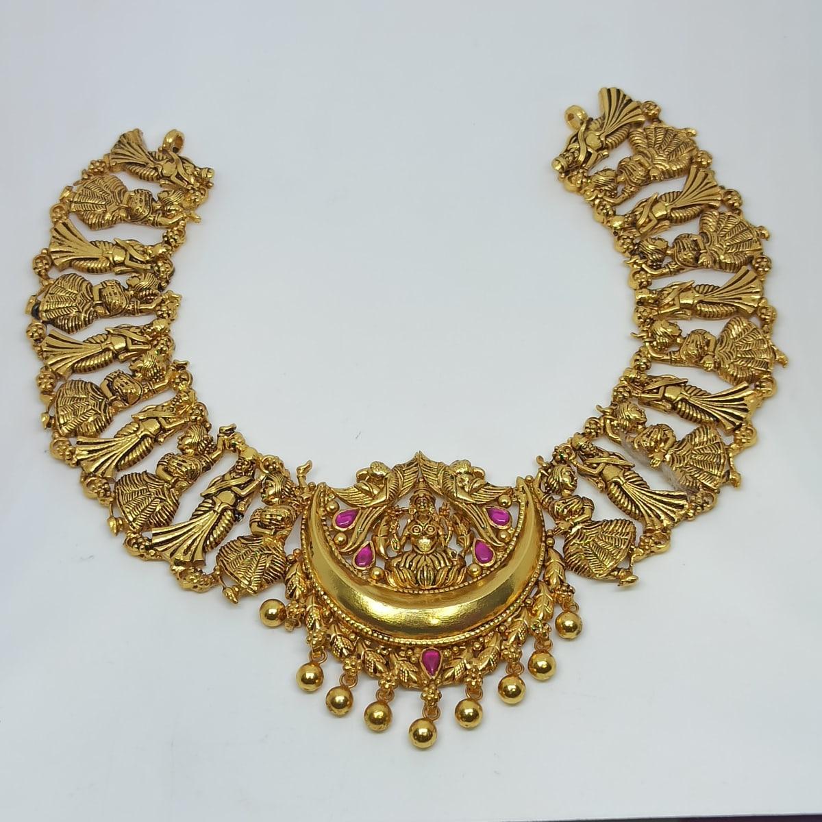 Natraj Antique Neckalace
