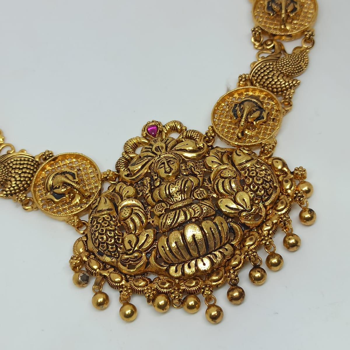 Devija Traditional Necklaces