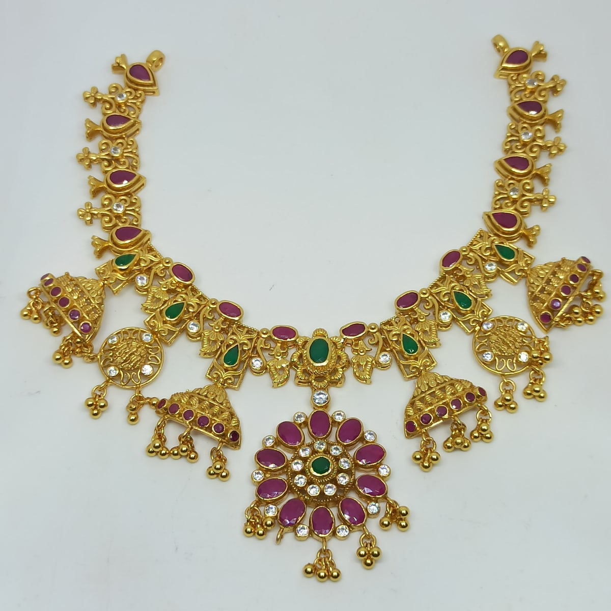 Bhavini Traditional Necklaces