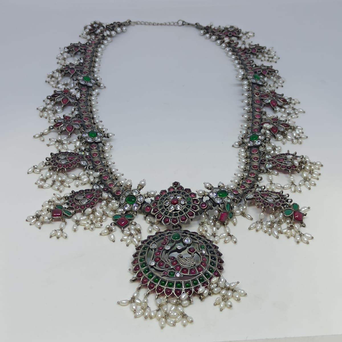 Mythili Kundan Necklace