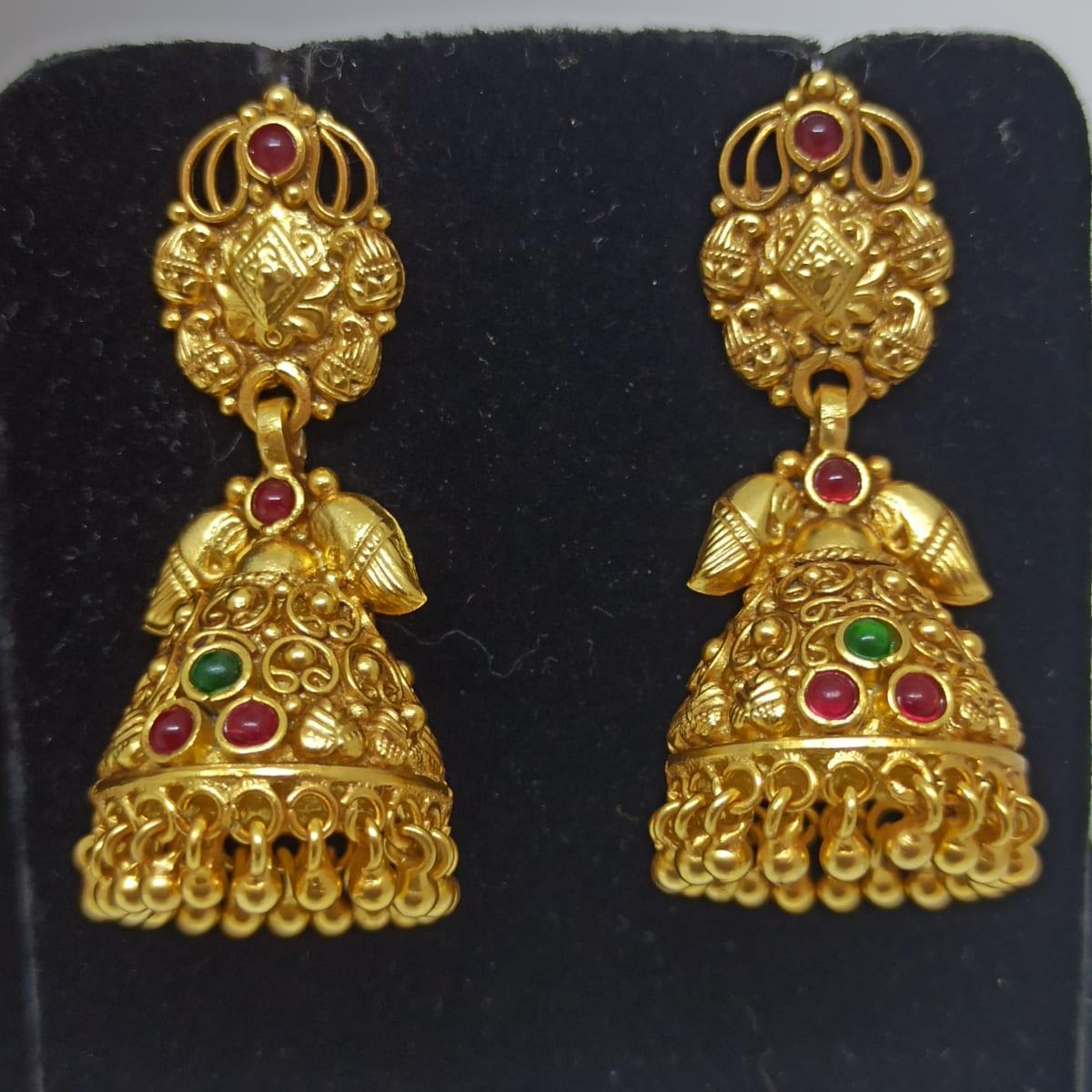 Heena Antique Jhumka