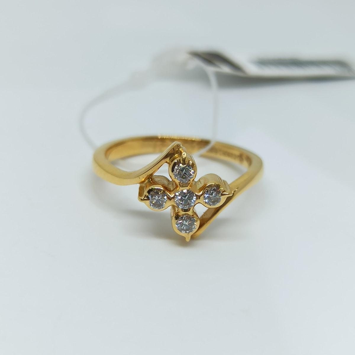 Panchshil Diamond Ring