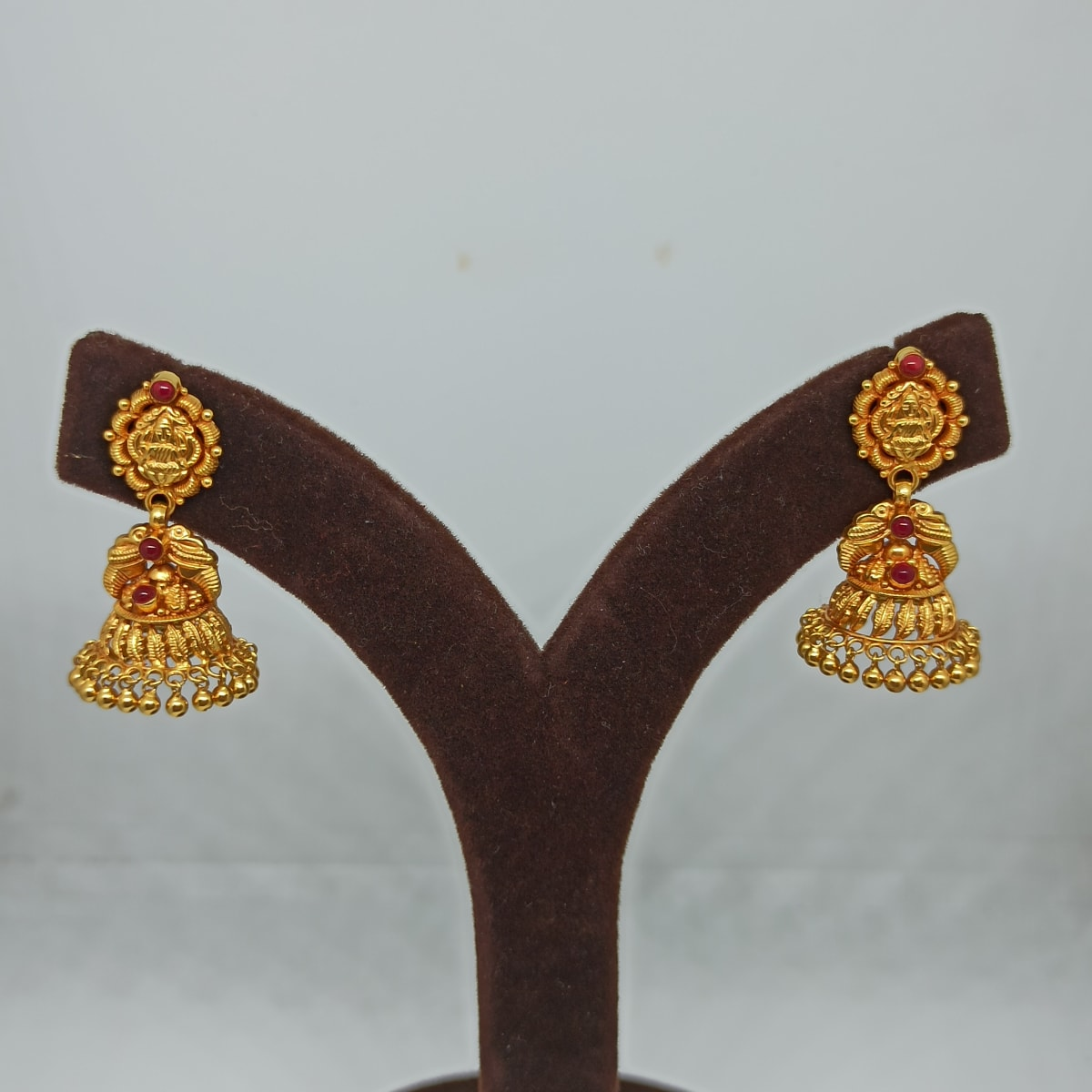 Tanvi Antique Jhumka