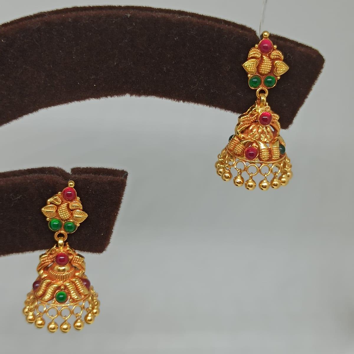 Astha Antique Jhumka