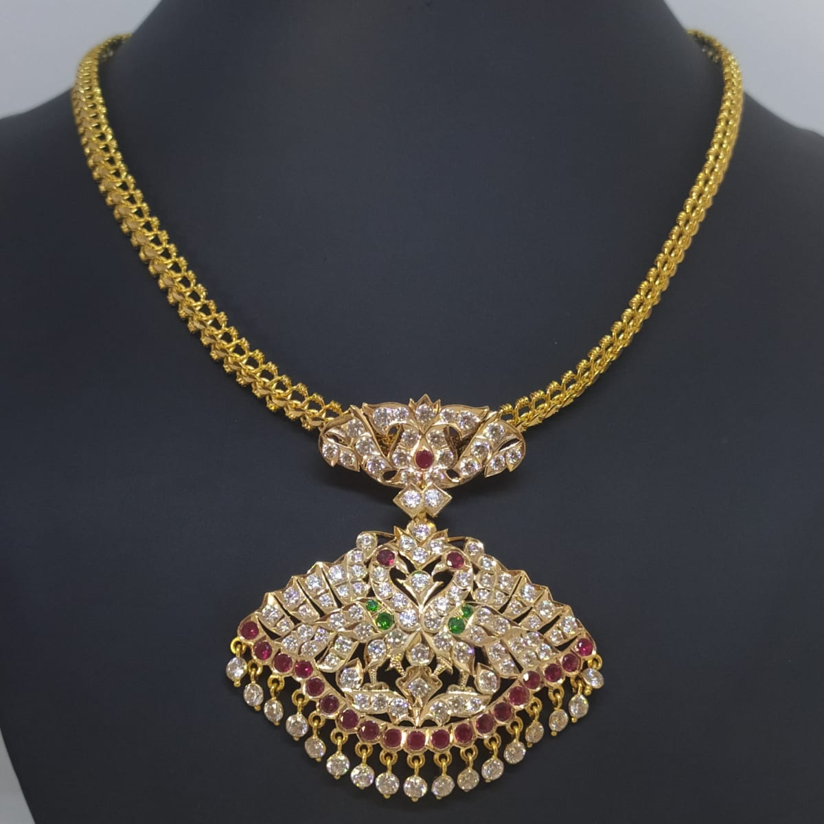 Dharitri Necklace