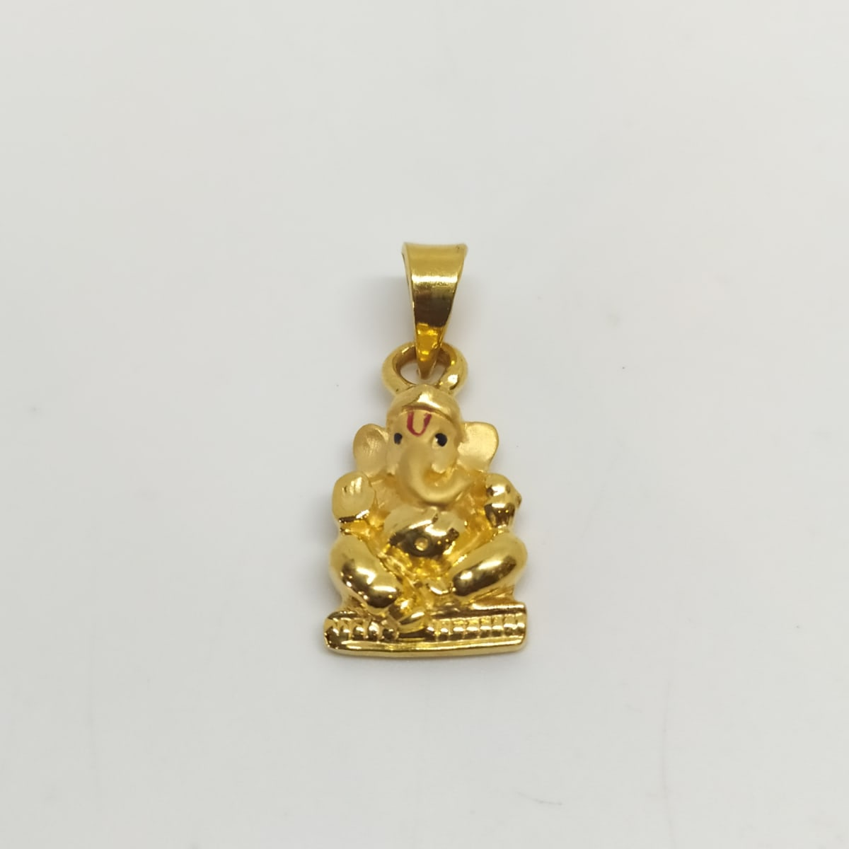 Ganesh Plain Pendant