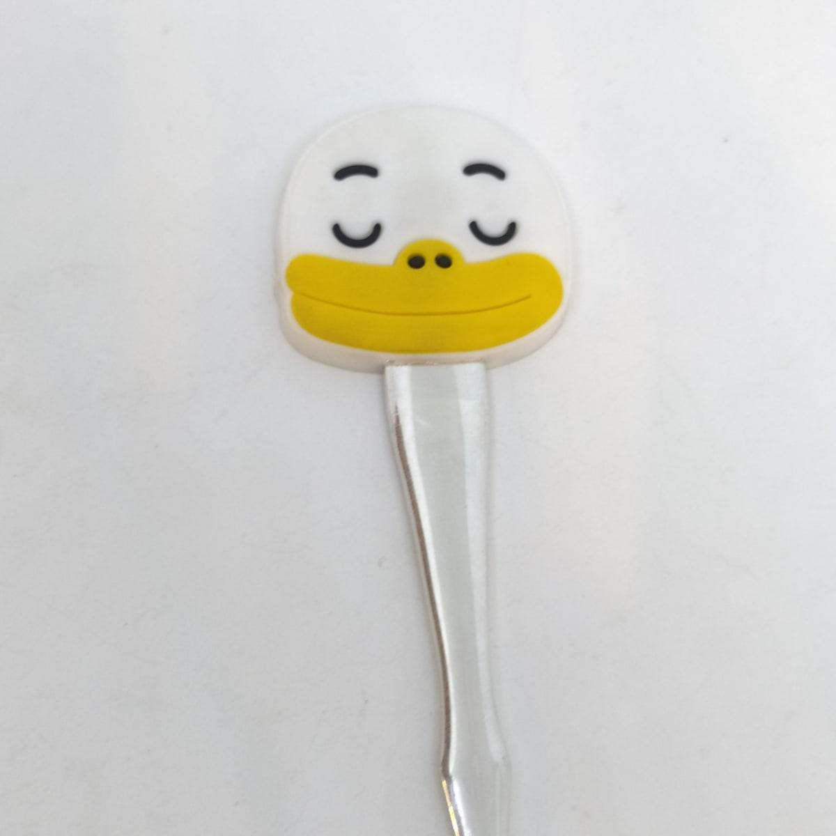 Duck Silver Spoon