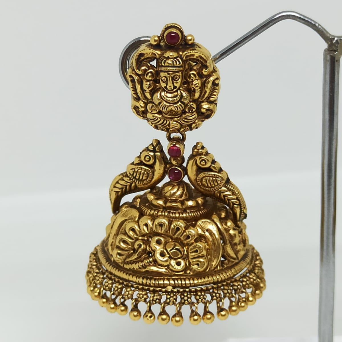 Lakshmi Antique Jhumka