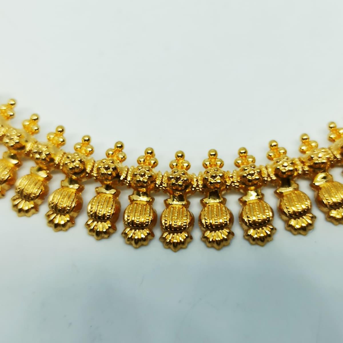 Plain Gold Drop Haram 2