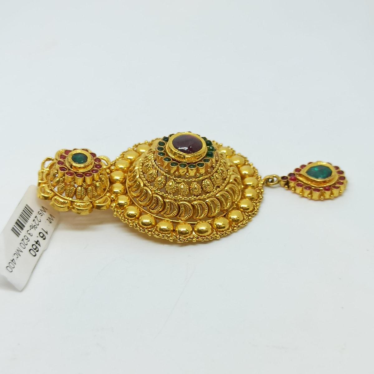 Kanika Traditional Pendant
