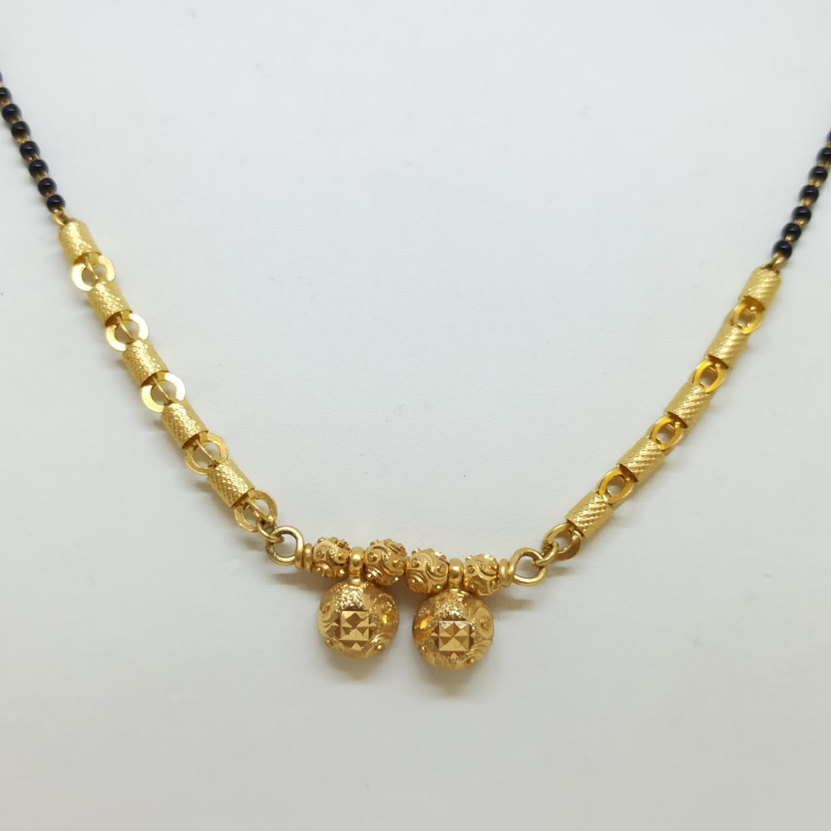 Pipe Design Plain Mangalsutra