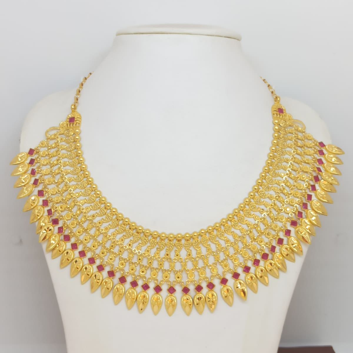 Ethnic Link Necklace