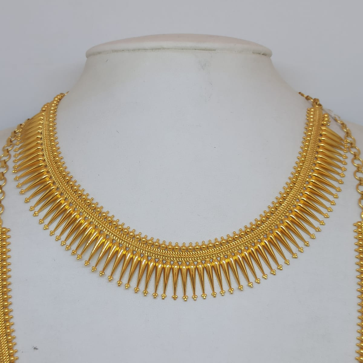 Bullet Haram And Necklace