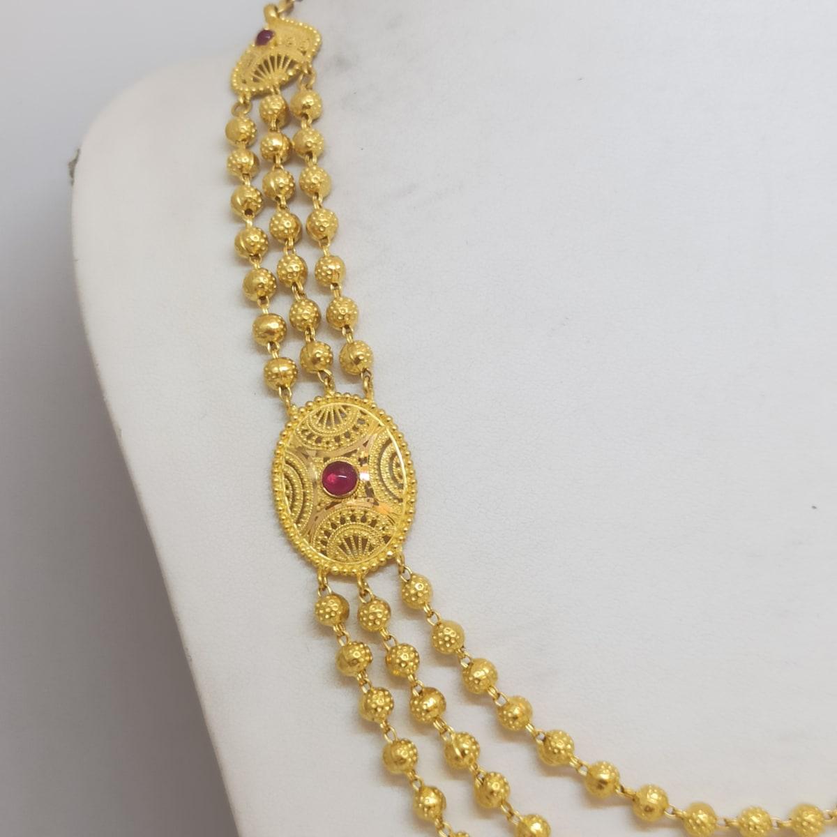 Gundu Necklace
