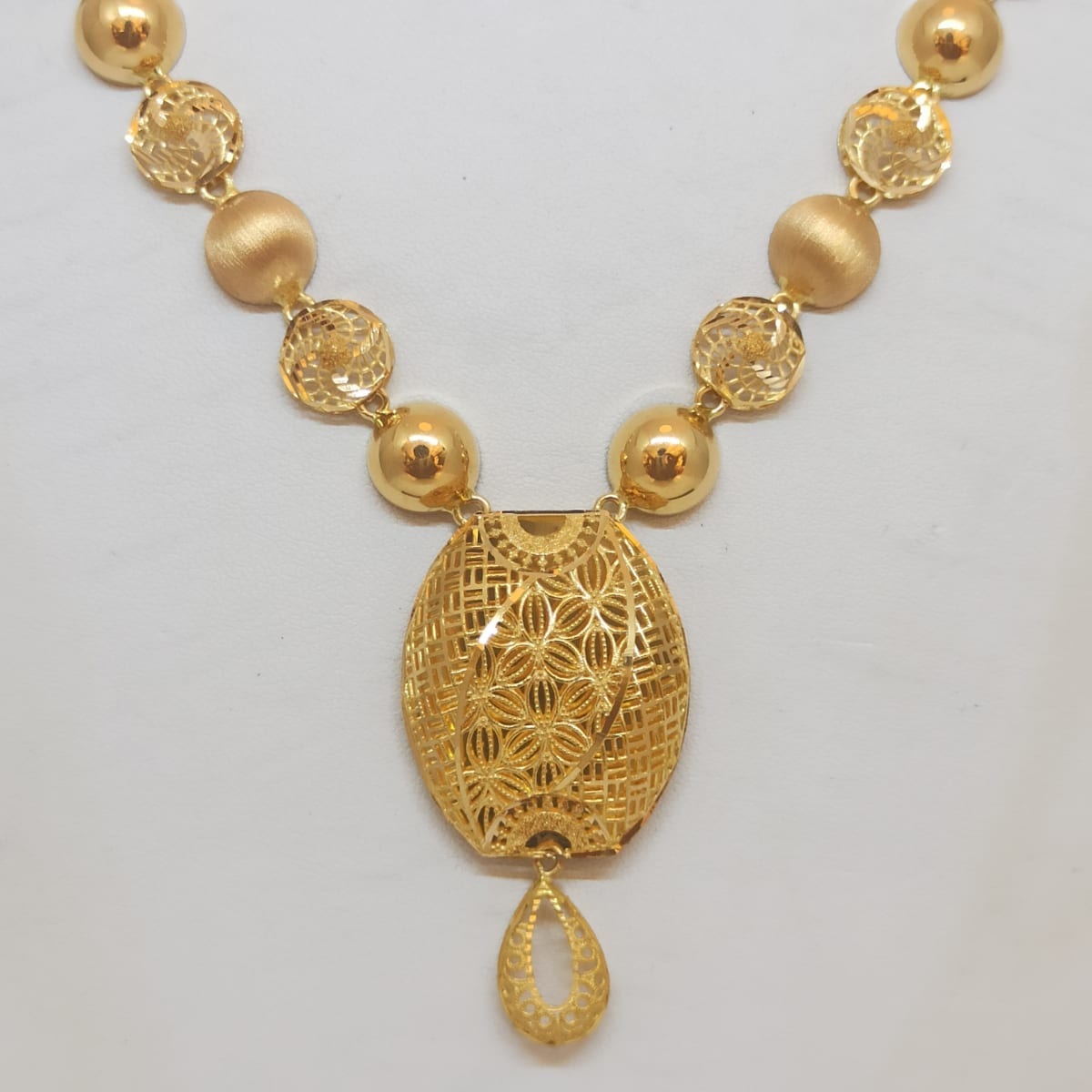 Dhanalakshmi Necklace