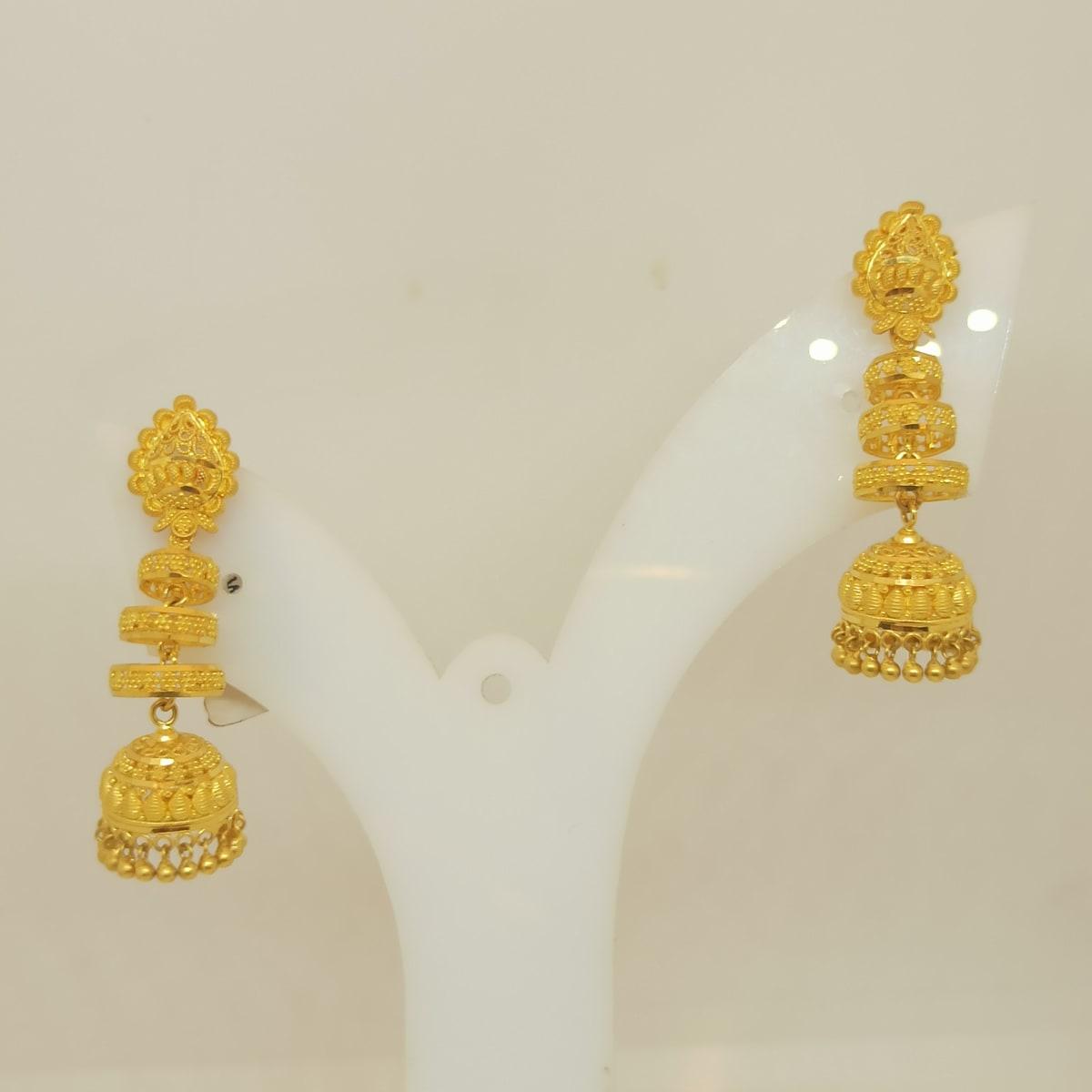 Radha Jhumka