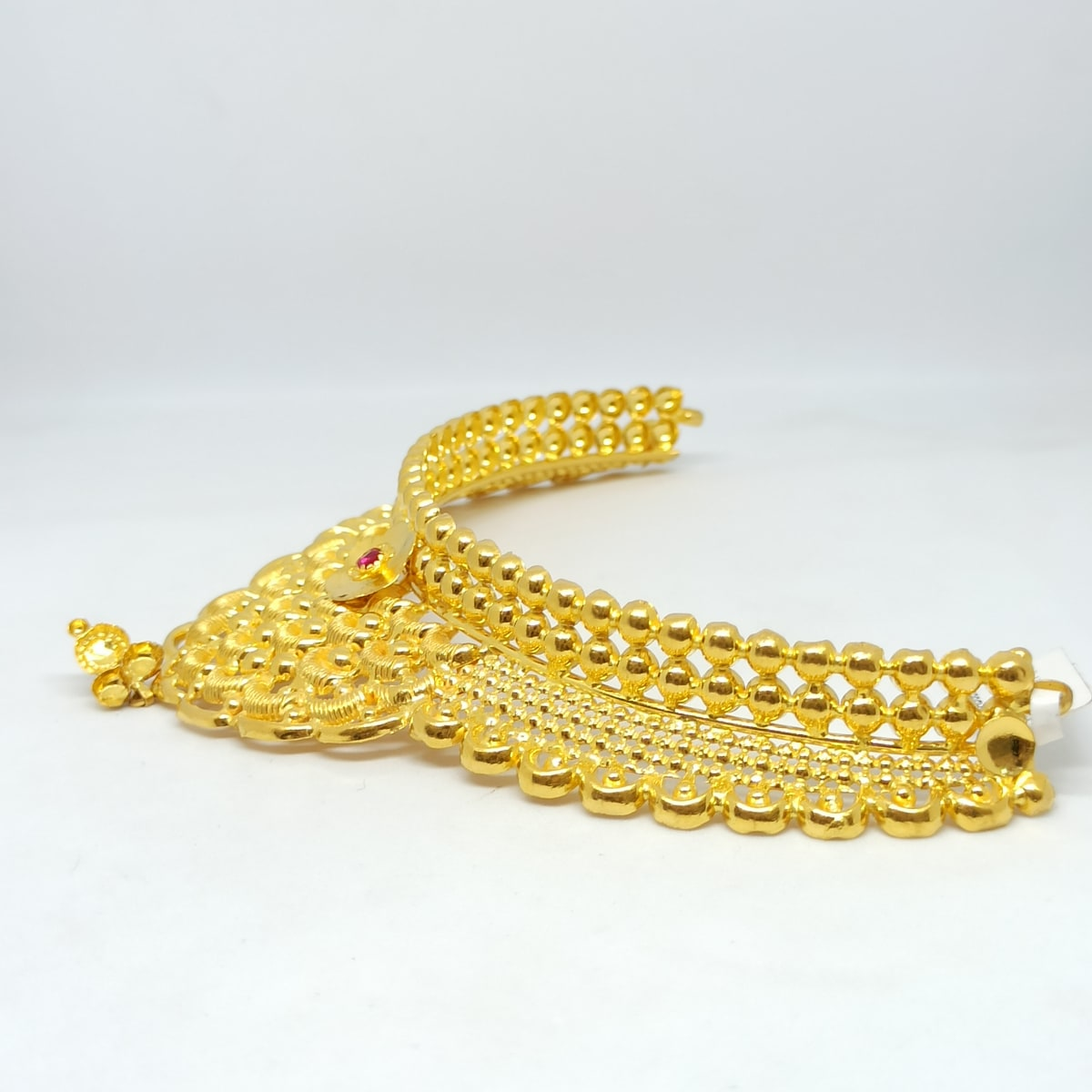 Gold Ball Designer Choker