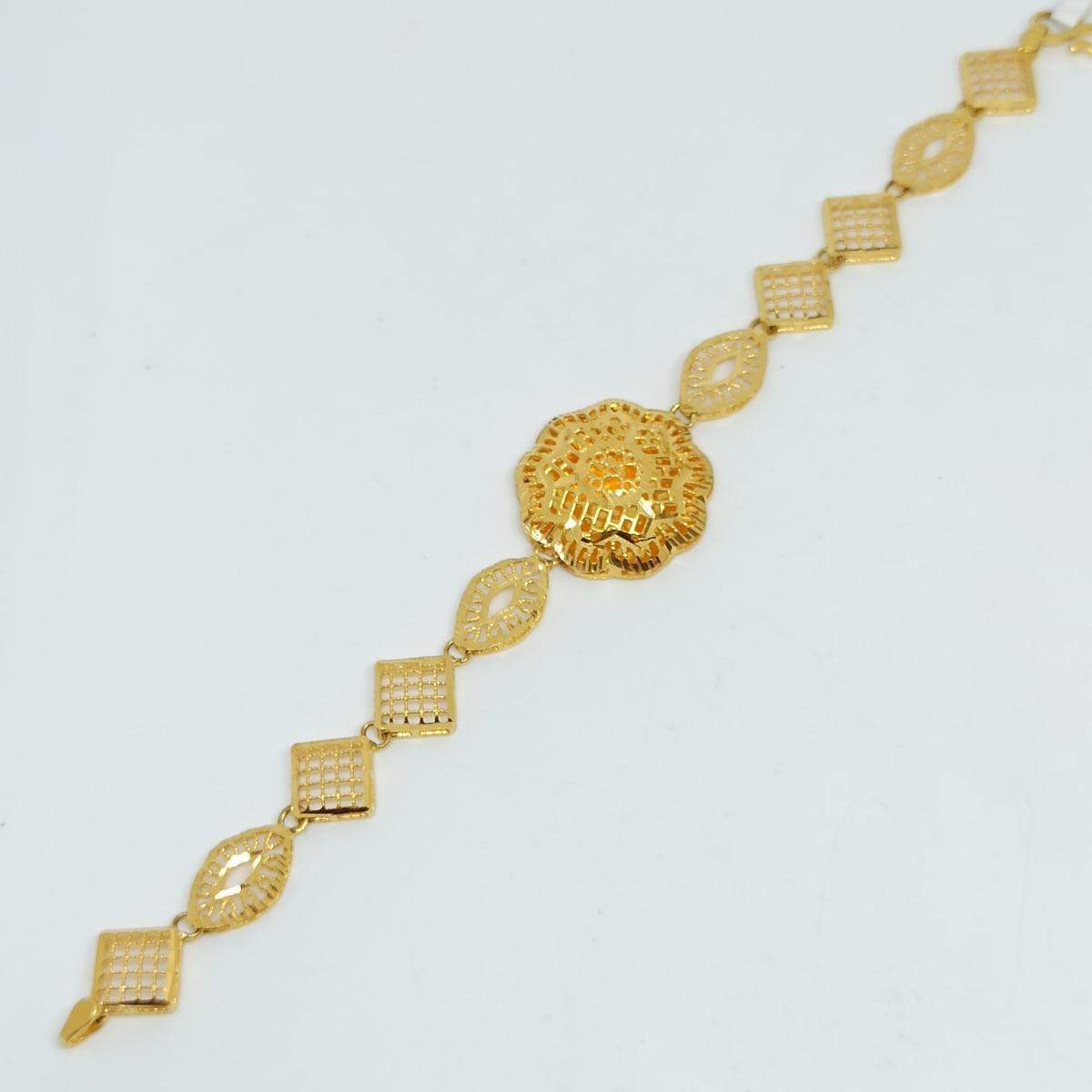 Designer Jali Bracelet