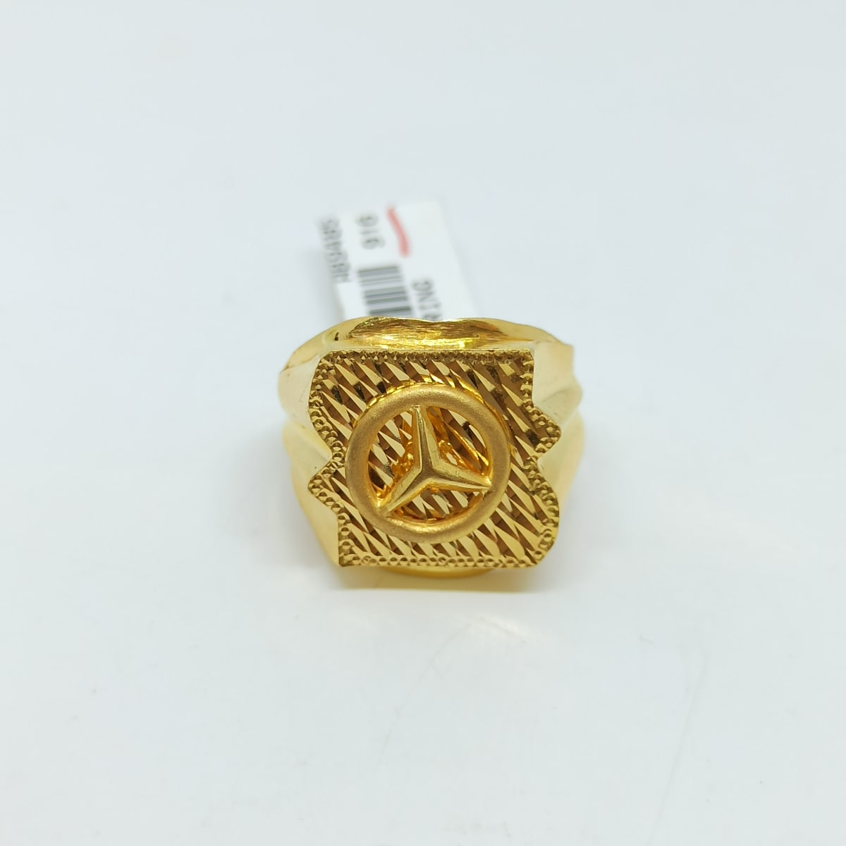 Mercedes Logo Ring