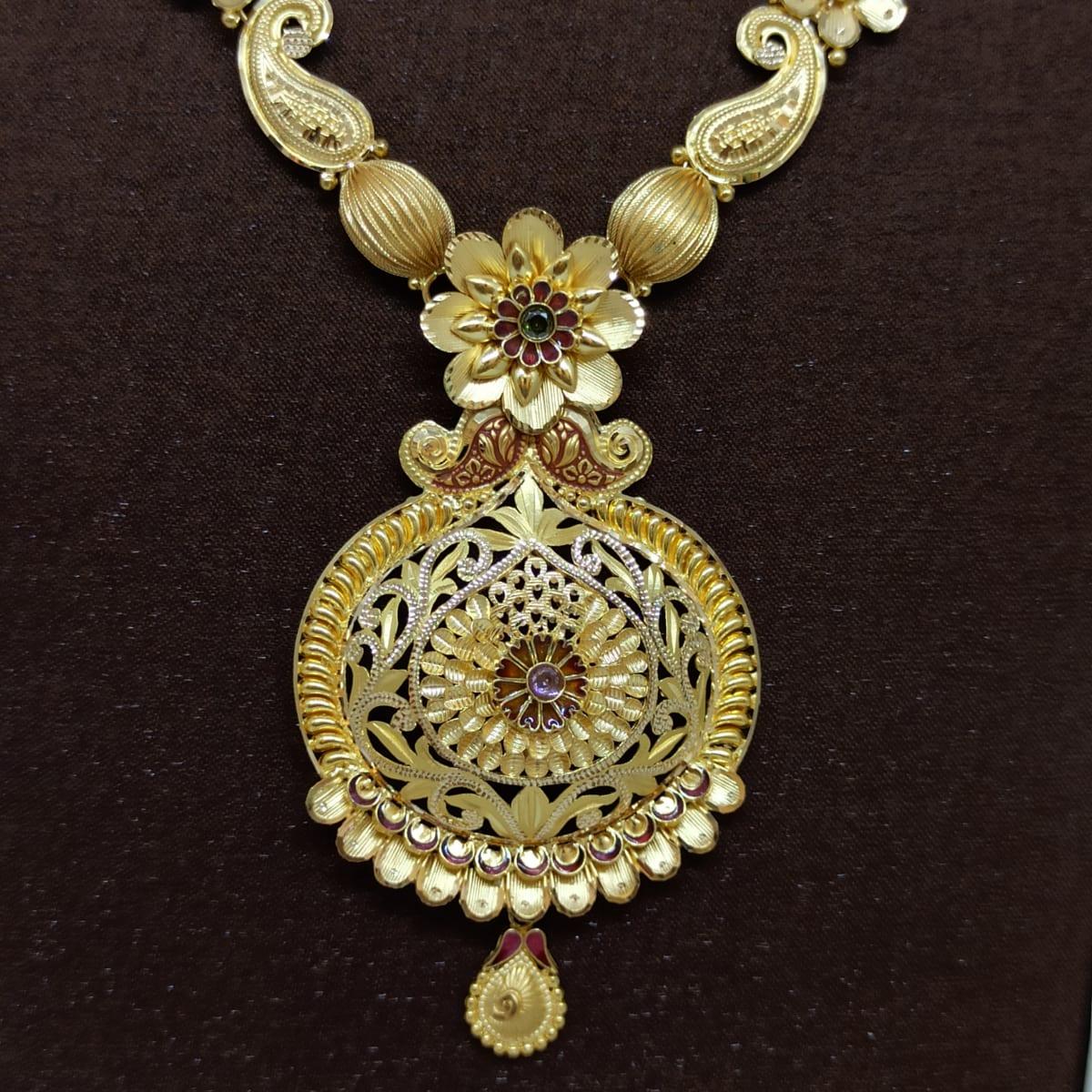 Nishitha Gold Haram