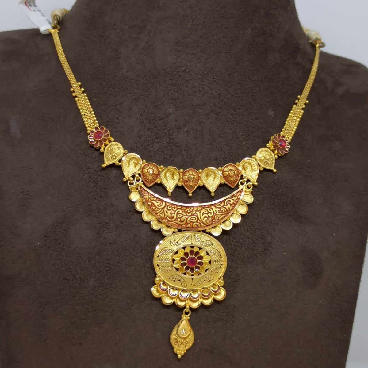 Ishika Traditional Necklace